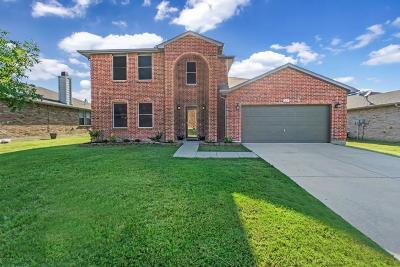 Little Elm Single Family Home For Sale: 2637 Salt Maker Way
