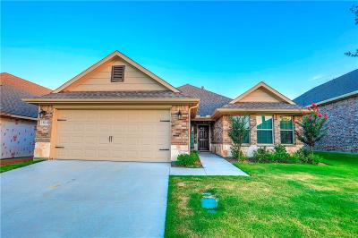 Cooke County Single Family Home Active Option Contract: 1814 Vallana Drive
