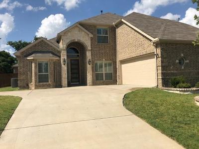 Desoto Single Family Home For Sale: 1733 River Run Drive