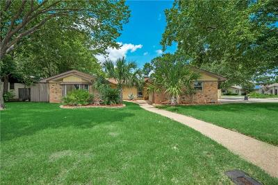 Hurst Single Family Home For Sale: 200 Plainview Drive
