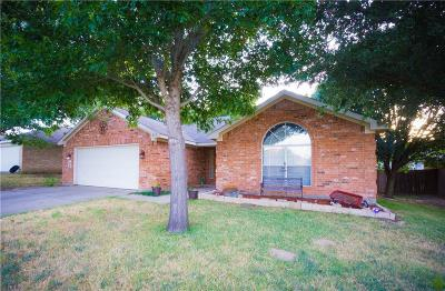 Parker County Single Family Home For Sale: 213 Whitestone Way