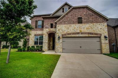 Garland Single Family Home For Sale: 3229 Rough Creek Drive