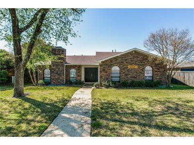 Garland Single Family Home For Sale: 2918 Flagstone Drive