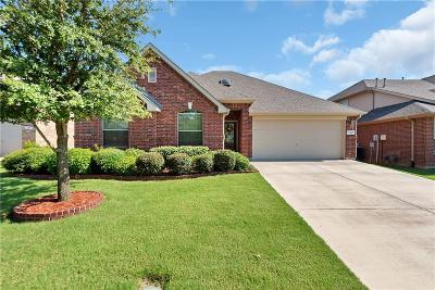 Single Family Home For Sale: 9709 Forney Trail