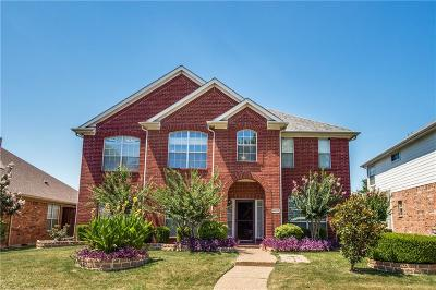 Plano Single Family Home For Sale: 4417 Stromboli Drive
