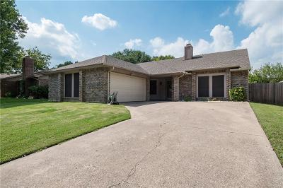 Fort Worth Single Family Home For Sale: 4317 Crabapple Street