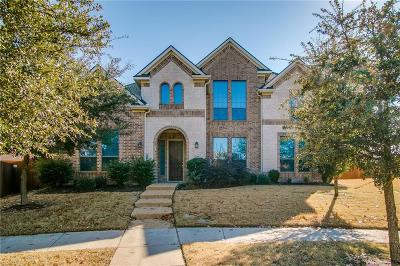 Frisco Single Family Home For Sale: 7516 Norcross Drive