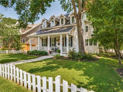 McKinney Single Family Home For Sale: 507 S Waddill Street