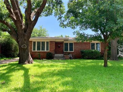 Single Family Home For Sale: 3037 Tex Boulevard