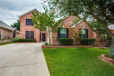 Keller Single Family Home For Sale: 633 Wyndham Circle