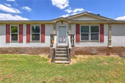Somervell County Single Family Home Active Contingent: 2314 County Road 302