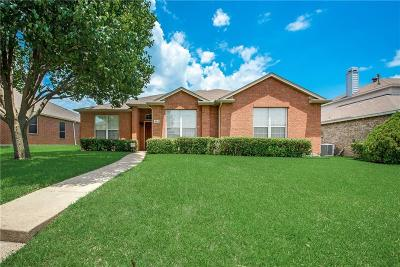 Mesquite Single Family Home For Sale: 803 Dandelion Drive