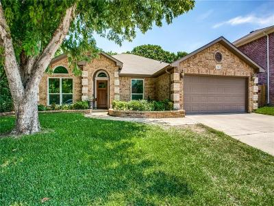 Grand Prairie Single Family Home For Sale: 920 Chancellorsville Parkway