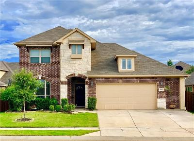 Aubrey Single Family Home For Sale: 8216 Spitfire Trail