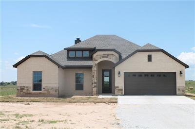 Parker County Single Family Home For Sale: 8108 Old Brock Road