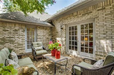 Fort Worth Single Family Home For Sale: 825 Tennis View Court