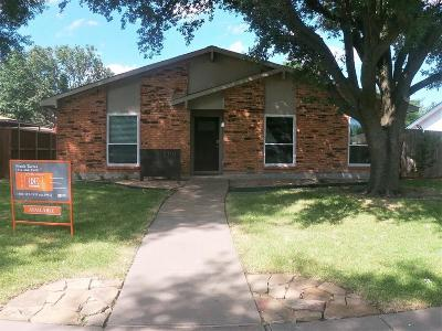 Garland Single Family Home For Sale: 2710 Roman Way