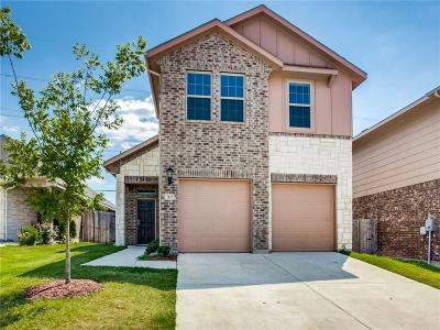 Dallas Single Family Home Active Option Contract: 7415 Pineberry Road