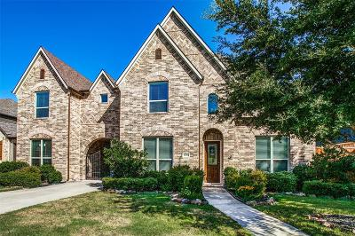 Rockwall Single Family Home For Sale: 1406 Willow Lane