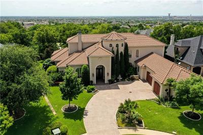 Frisco Single Family Home For Sale: 4901 Buena Vista Drive
