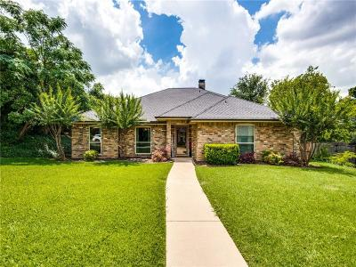 Carrollton Single Family Home Active Option Contract: 1213 Wiltshire Drive