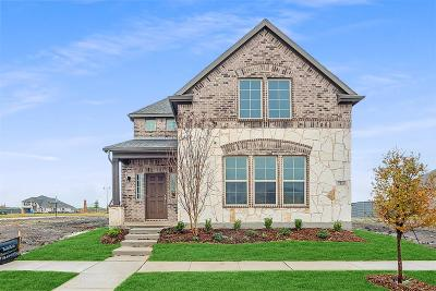 Little Elm Single Family Home For Sale: 7333 Willow Thorne Drive