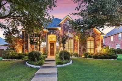Frisco Single Family Home For Sale: 6040 Van Horn Lane