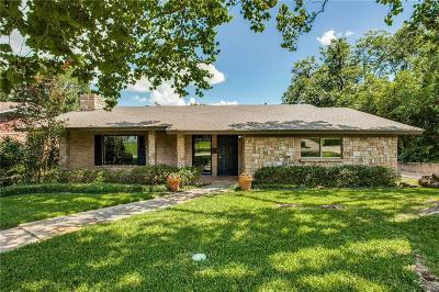 Dallas County Single Family Home For Sale: 10030 Shadyview Drive