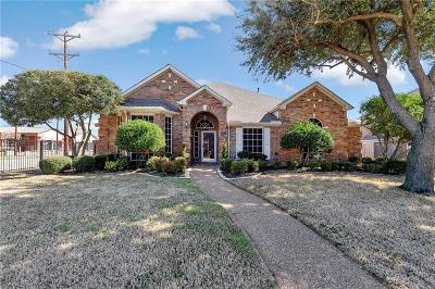 Plano Single Family Home For Sale: 3224 Wells Drive
