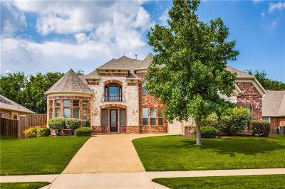 Prosper Single Family Home For Sale: 1721 Springlake Drive