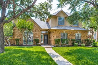 Carrollton Single Family Home For Sale: 4211 Harvest Hill Court