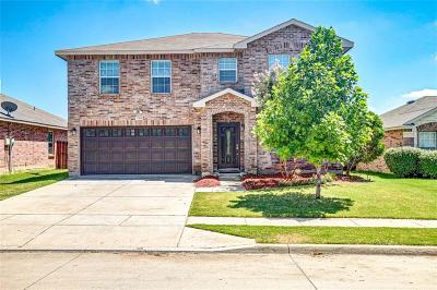 Fort Worth Single Family Home For Sale: 1904 Foxfield Way