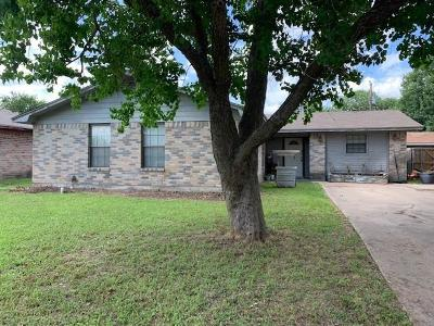 Royse City, Union Valley Single Family Home Active Option Contract: 720 Meadowdale Drive