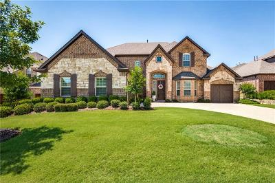 Keller Single Family Home For Sale: 1508 Wagonwheel Trail