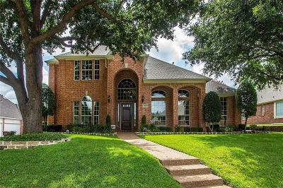 Plano Single Family Home For Sale: 2820 Browning Drive