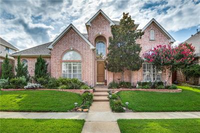 Bedford Single Family Home For Sale: 2445 Bedford Circle