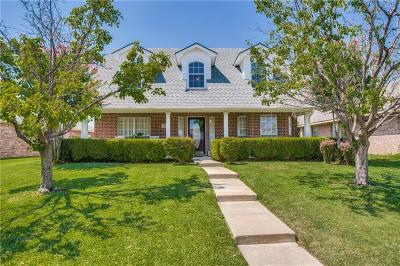 Frisco Single Family Home For Sale: 10602 Huntington Road