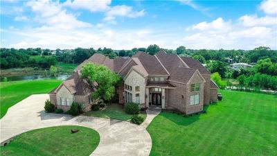 Burleson Single Family Home For Sale: 3701 Canyon Pass Trail