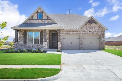 Aubrey Single Family Home For Sale: 2804 Upland Trail Lane
