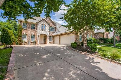 Flower Mound Single Family Home Active Option Contract: 4204 Marbella Drive