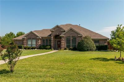 Haslet Single Family Home For Sale: 124 Applewood Lane