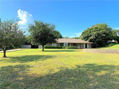 Single Family Home For Sale: 416 Canyon Trail Road