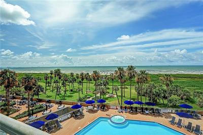 Galveston County Condo For Sale: 1401 E Beach Drive #312