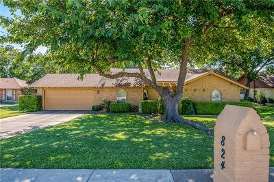 Desoto Single Family Home Active Option Contract: 824 N Young Boulevard