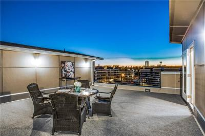 Dallas Townhouse For Sale: 5711 Lindell Avenue #104