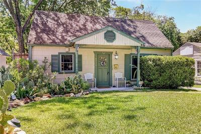 Dallas Single Family Home For Sale: 8714 San Leandro Drive