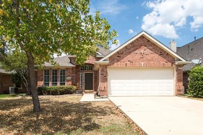 Flower Mound Single Family Home Active Option Contract: 2504 Brandywine Drive