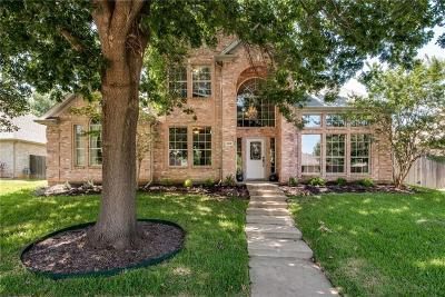 Flower Mound Single Family Home For Sale: 1612 Bar Harbor Drive