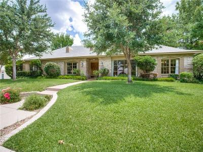 Single Family Home For Sale: 6821 Middle Road