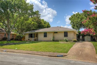 Desoto Single Family Home For Sale: 317 Willow Wood Lane